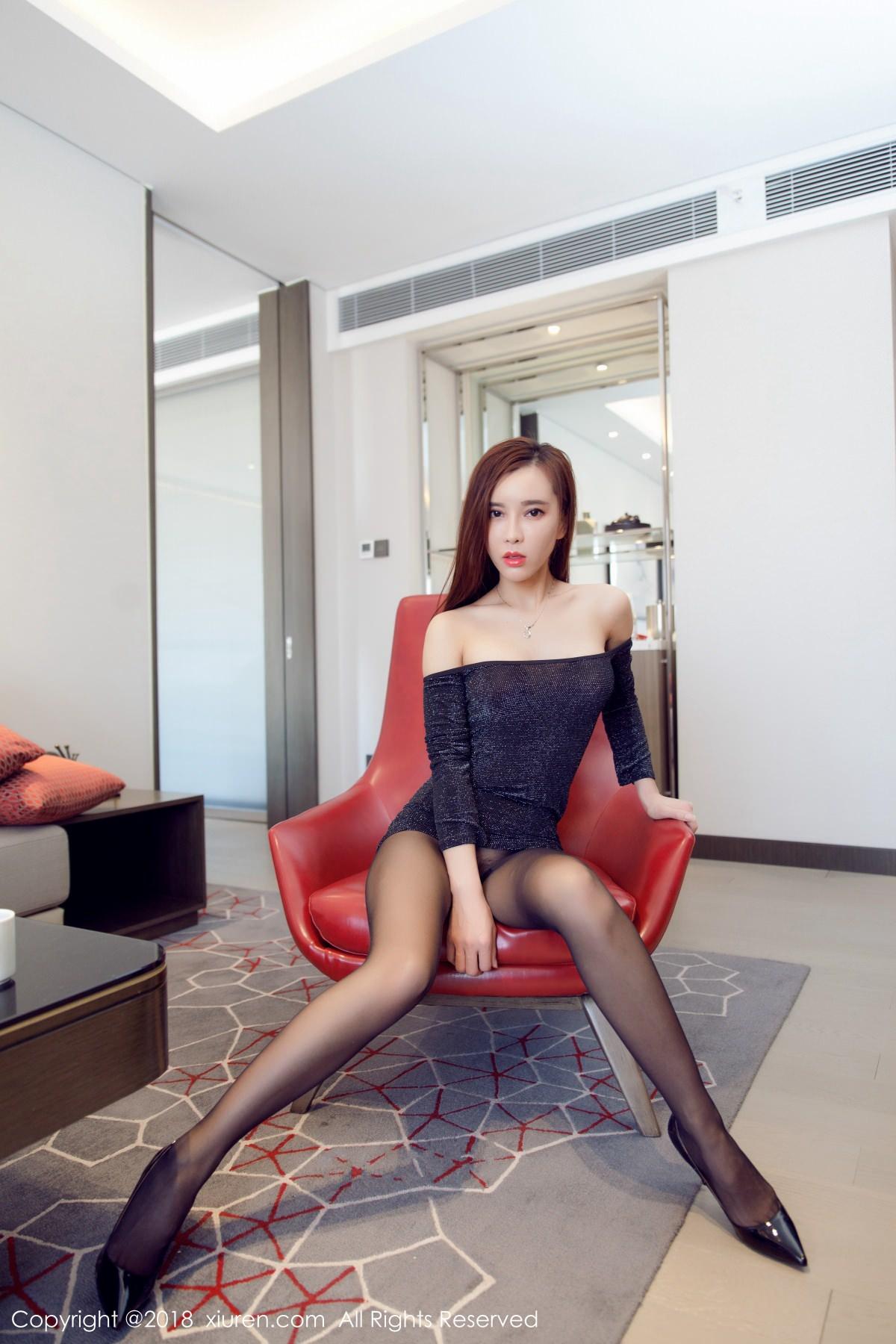 XiuRen No.991 34P, Ai Xiao Qing, Xiuren