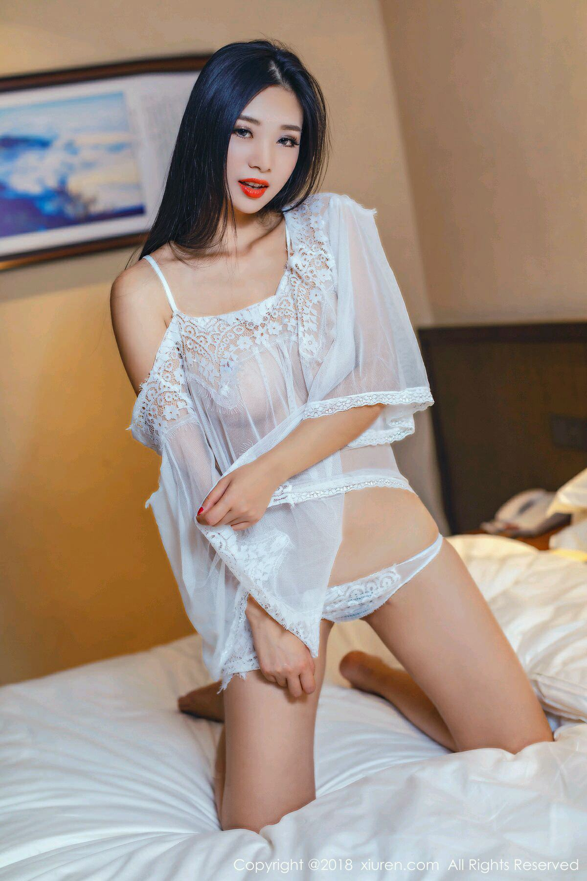 XiuRen No.992 3P, Song Ki Ki, Xiuren