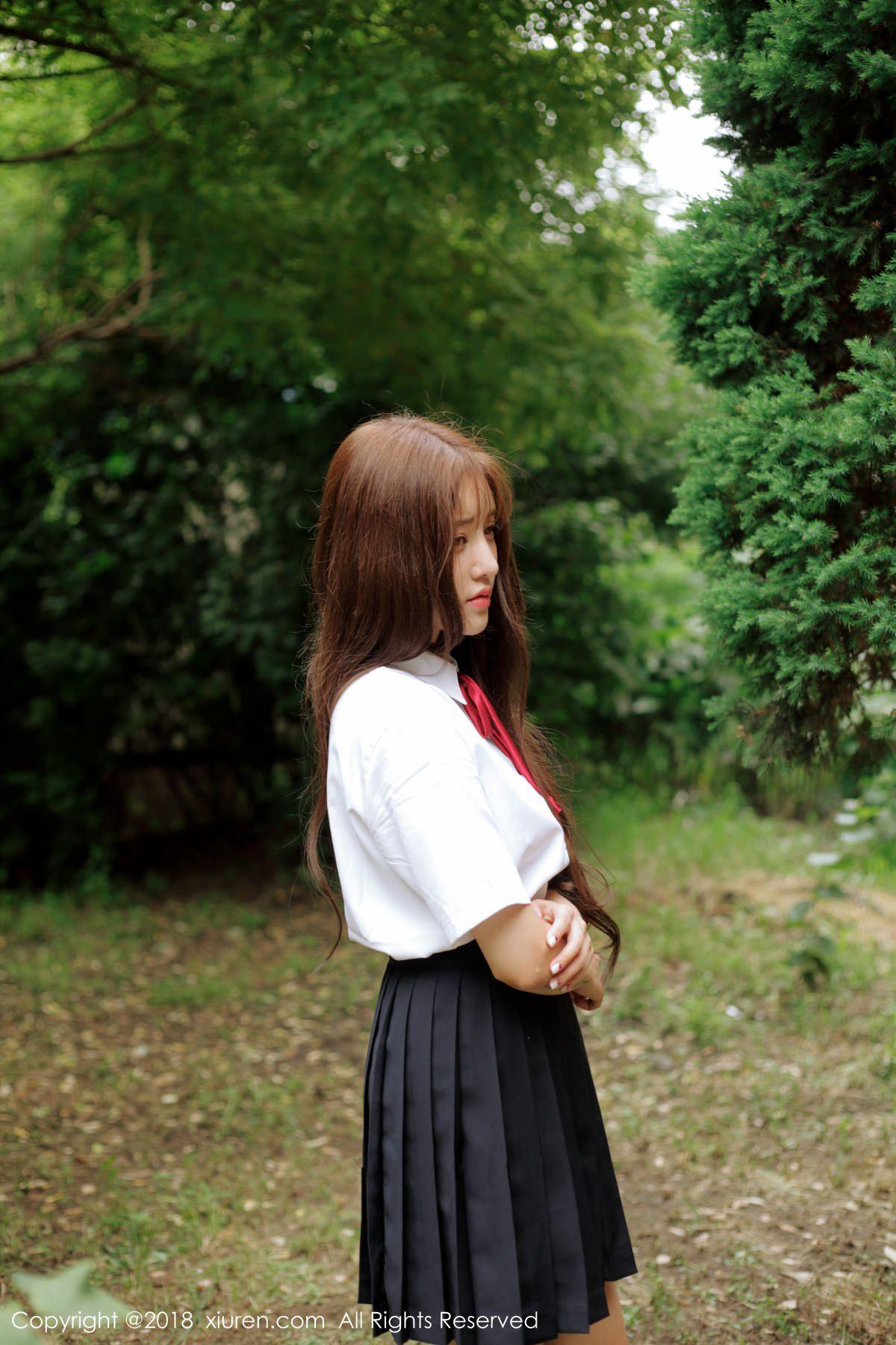 XiuRen No.994 2P, Dan Ni Jiang Ye Shi Dan Lao Shi, Xiuren