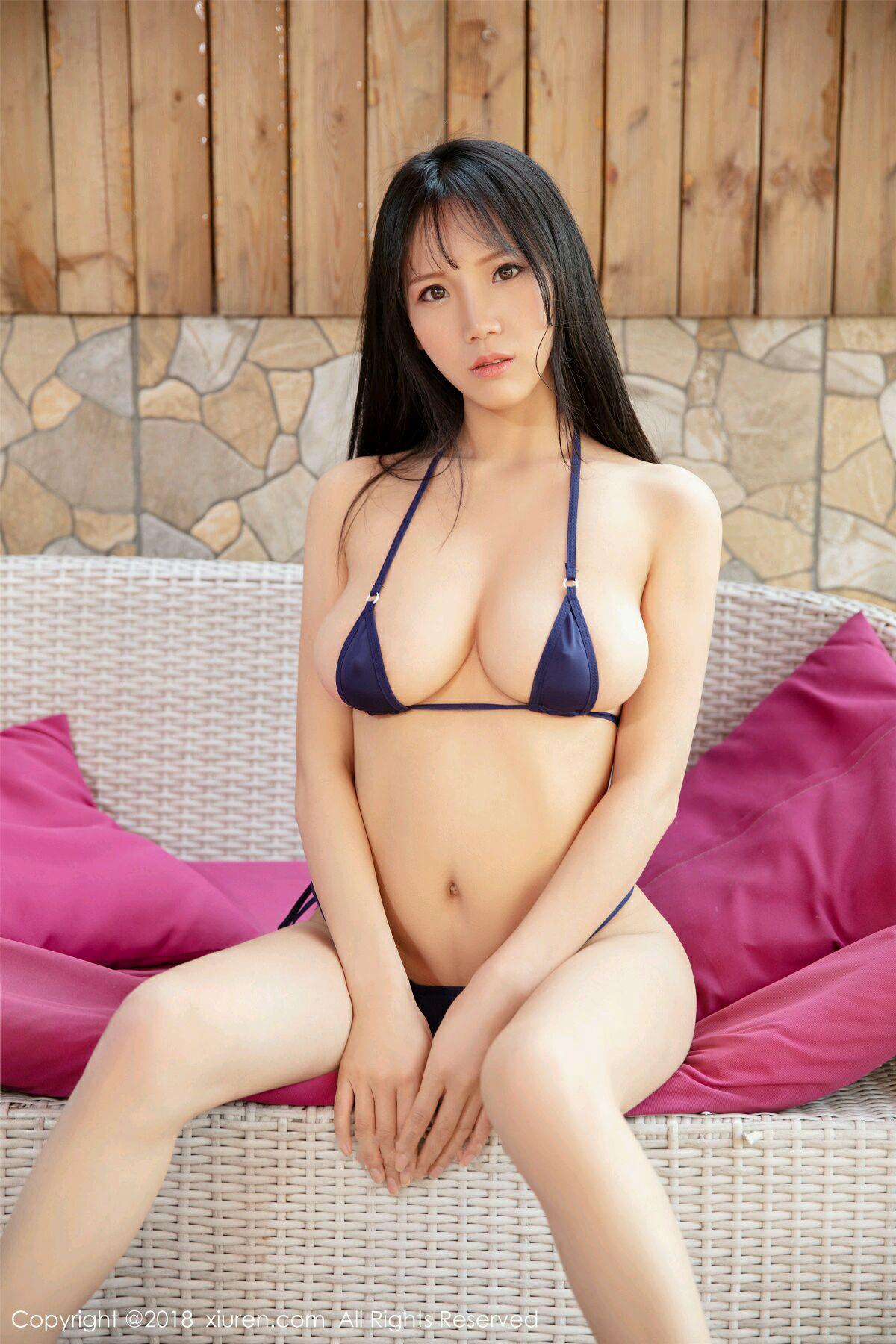 XiuRen No.998 14P, Li Ke Er, Xiuren