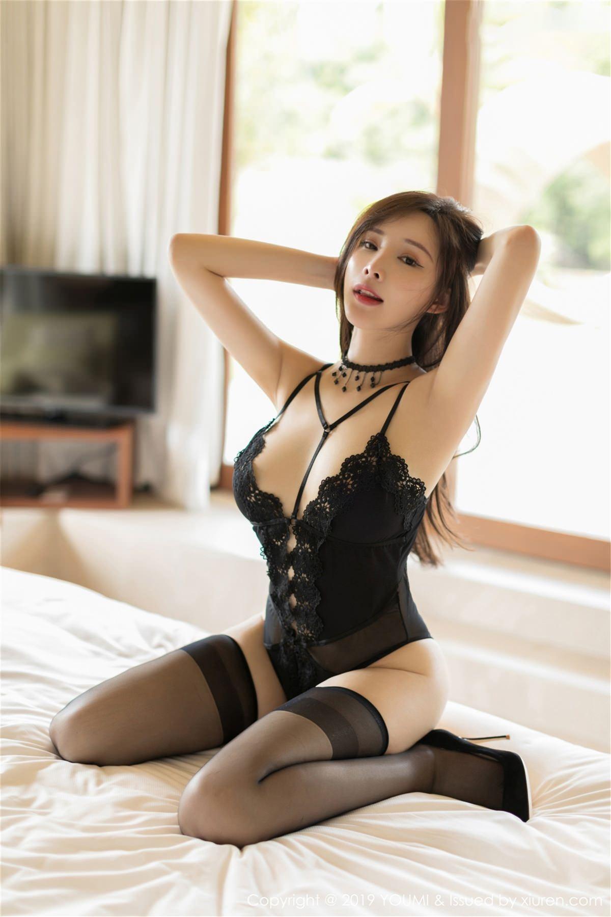 YOUMI Vol.316 14P, YOUMI, Zhou Yan Xi