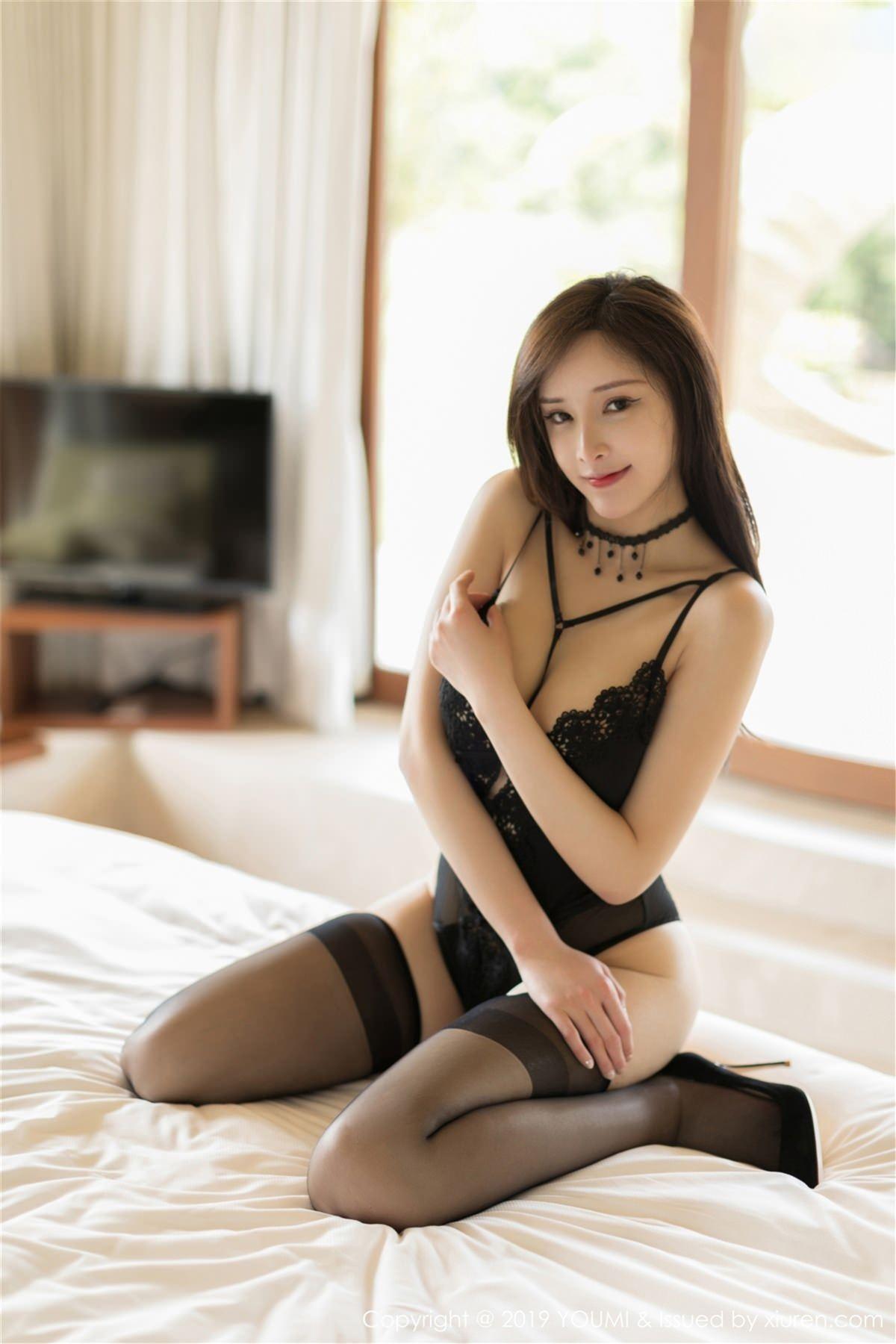 YOUMI Vol.316 15P, YOUMI, Zhou Yan Xi