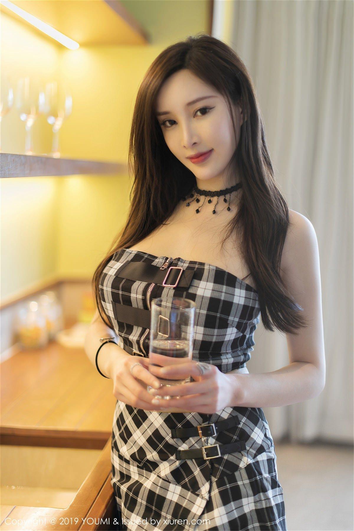 YOUMI Vol.316 40P, YOUMI, Zhou Yan Xi