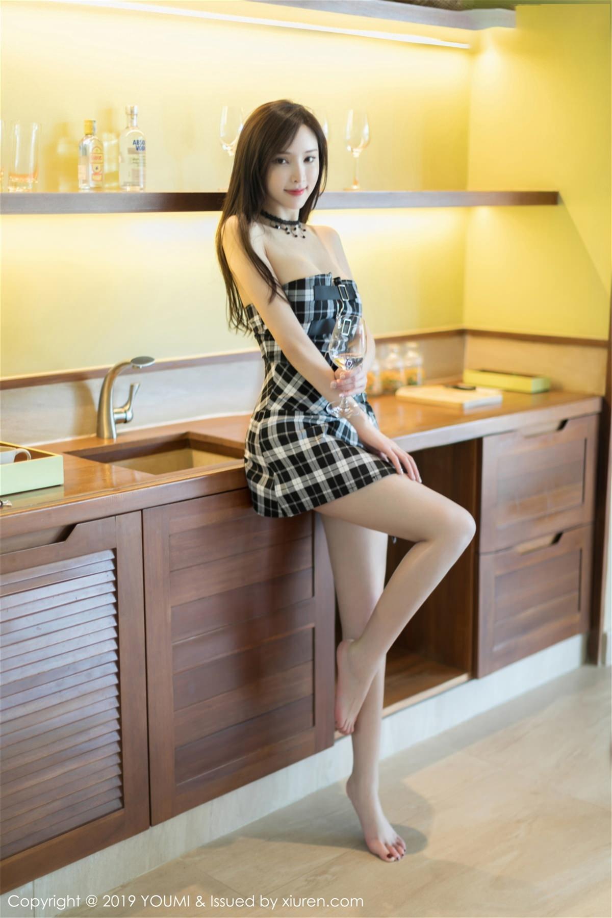 YOUMI Vol.316 49P, YOUMI, Zhou Yan Xi