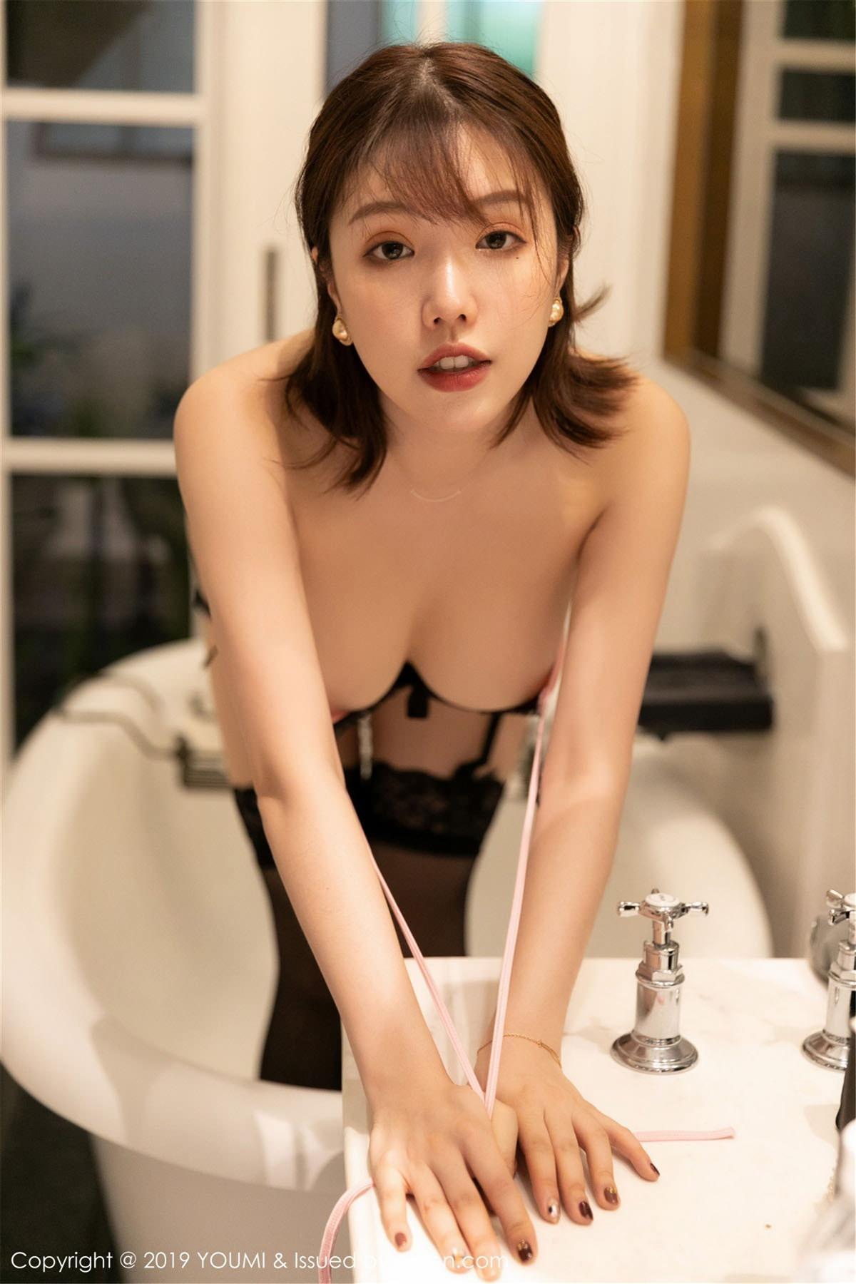YOUMI Vol.324 45P, Huang Le Ran, YOUMI