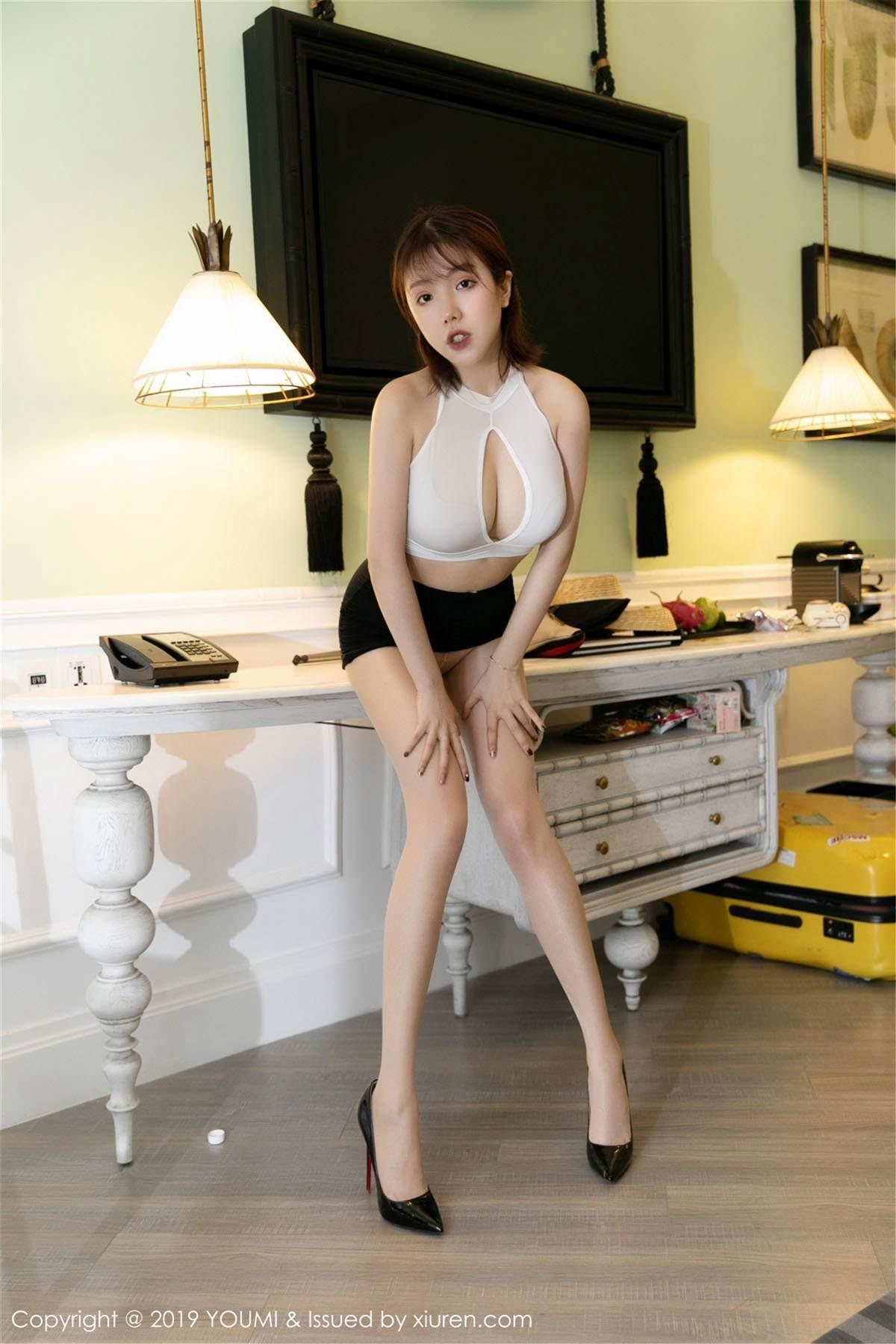 YOUMI Vol.324 9P, Huang Le Ran, YOUMI